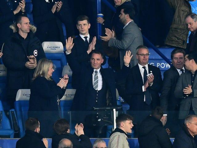 Brendan Rodgers Adakah Kembali Dalam Liga Perdana Inggeris, Dan Ia Sudah Sama Seperti Dia Tak Pernah Kiri