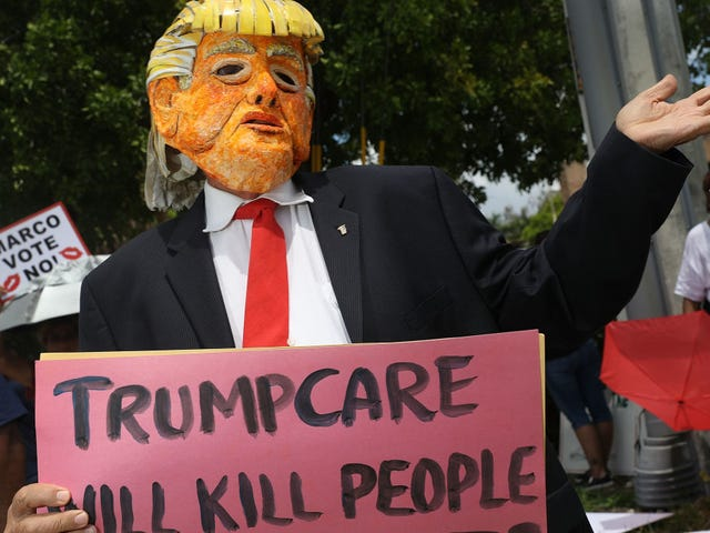 President Littlefingers May Lock Millions Into Bad Trumpcare Plans Because of Ridiculous Enrollment Changes