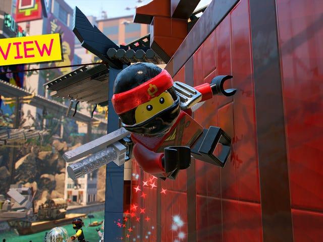 The Lego Ninjago Movie Videogame: The Kotaku Review