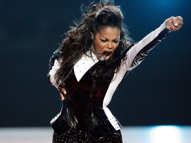 Janet Jackson-Ms.  Jackson, om du är otäck - har meddelat en Vegas bostad