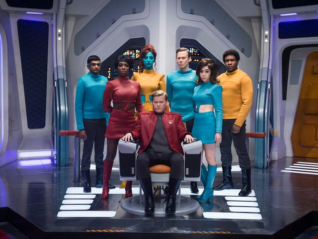 Thoughts On Black Mirror Series Four