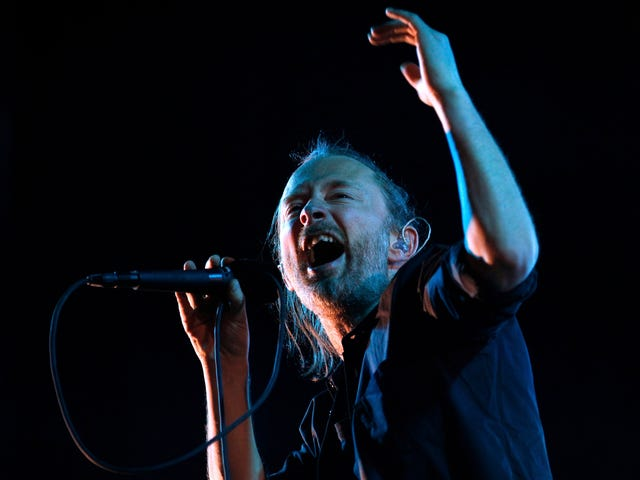 Radiohead Recorded The Original Theme Song For The Latest James Bond Film,<i>Spectre</i>
