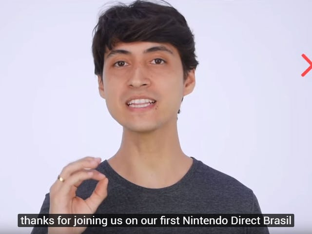 Ignored By Nintendo, Brazilian Fans Film Their Own Nintendo Direct