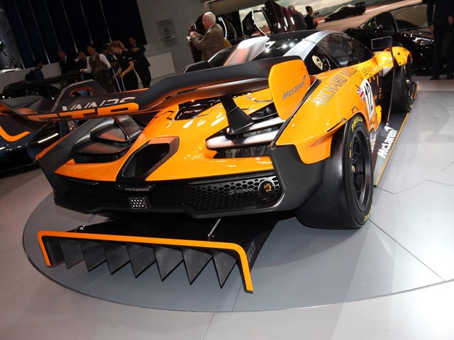The Many Outrageous Wings Of The Geneva Motor Show