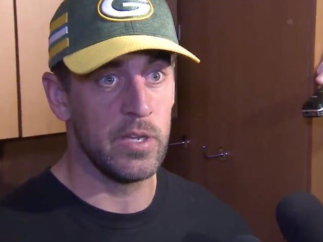 Aaron Rodgers Really Didn't Like How Game Of Thrones Ended
