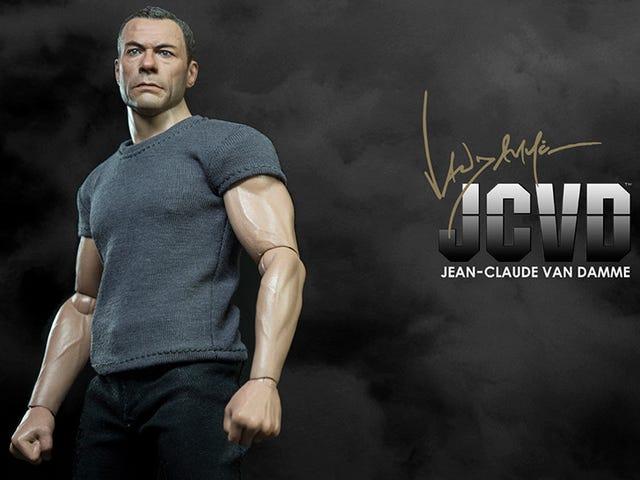 Jean-Claude Van Damme får äntligen den actionbild han förtjänar