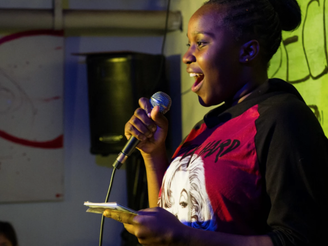 Empower Teen Girls by Teaching Them Stand-Up Comedy