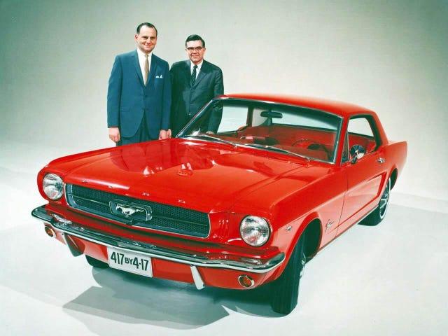 Happy Birthday, Mustang!