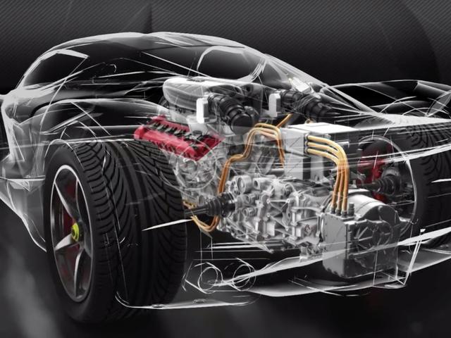 Ferrari 'Leaning Toward' Holder Electric Propulsion Tech In-House