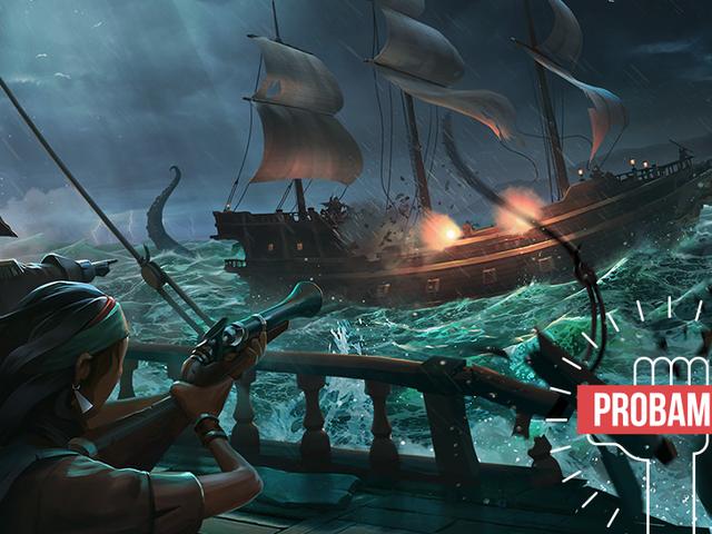Probamos Sea of Thieves para Xbox y PC: el juego cooperativo perfecto solo tiene un problema