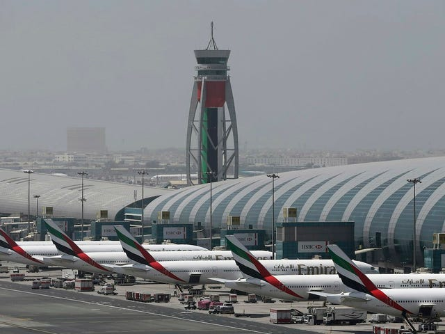 Rogue Drone Shuts Down the Third Busiest Airport in the World, Dubai International