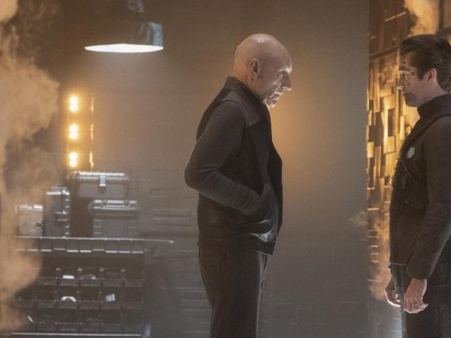 Jonathan Del Arco de Picard comparte la desgarradora historia que inspiró su acercamiento al Hugh de Star Trek