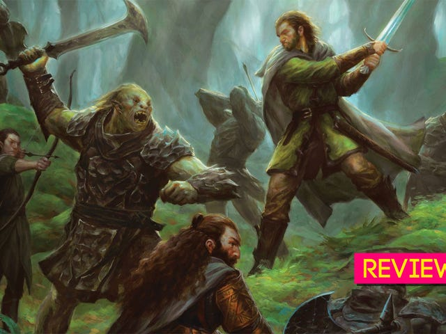 Lord Of The Rings: Journeys In Middle Earth: The Kotaku Review