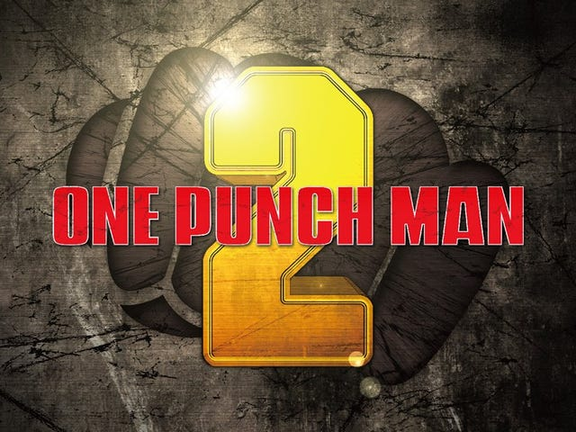 One-Punch Man AnimeGets A Second Season