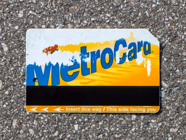 The Cursed History of NYC MetroCards