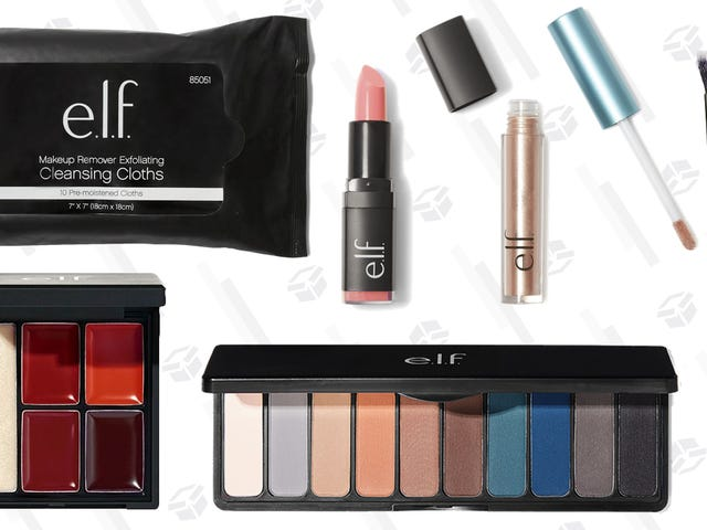 e.l.f. Cosmetics' Summer Sale is Now an Extra 20% Off
