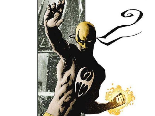 Iron Fistを使って、MarvelとNetflixは都会のジャングルの主人を白人にする