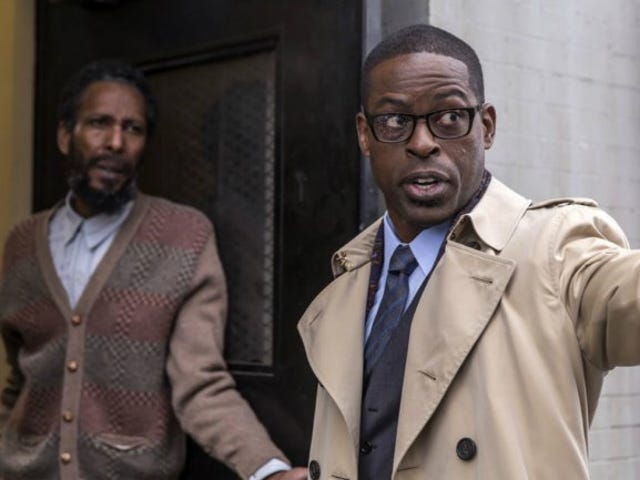 Is It Sterling K. Brown's Personal Mission to Make Us Cry in Every Damn Role He Plays?