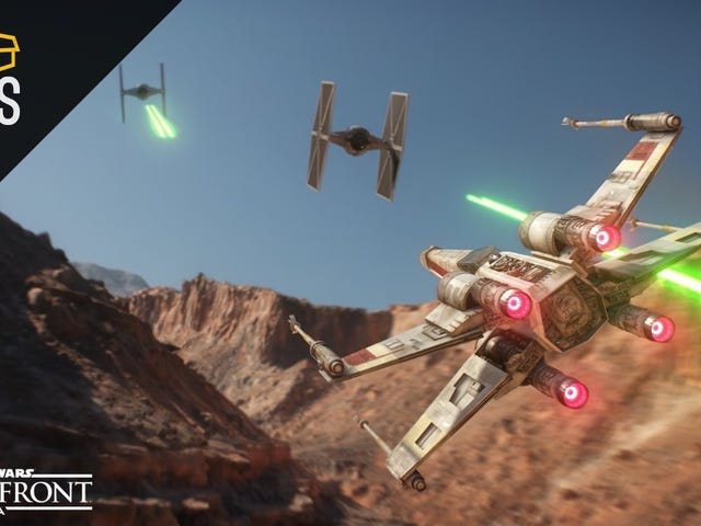 Star Wars Battlefront is Already Down to $40
