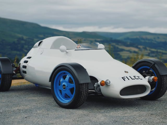 The Light Car Company Rocket Is A Dream Unfulfilled