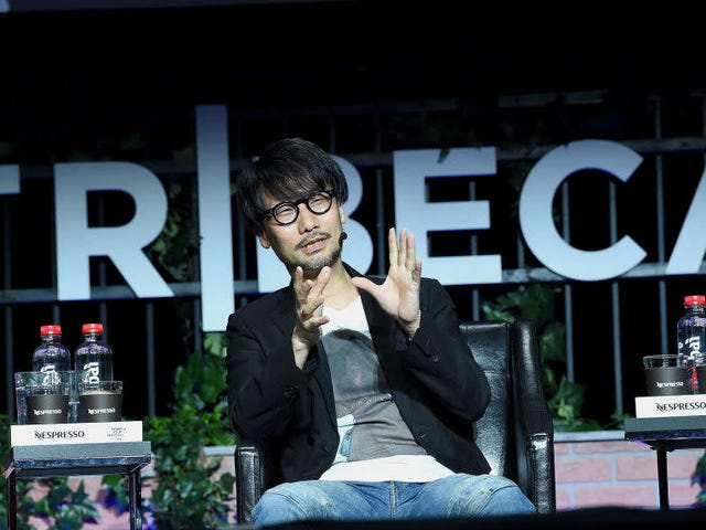 """Death Stranding isn't a stealth game, you fools, it's a """"Strand Game,"""" explains Hideo Kojima"""