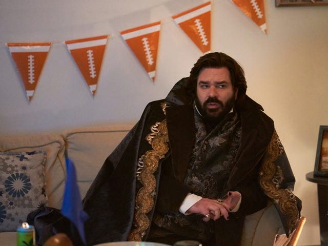 The Superb Owl er ikke slik det virker på en blandet What We Do In The Shadows