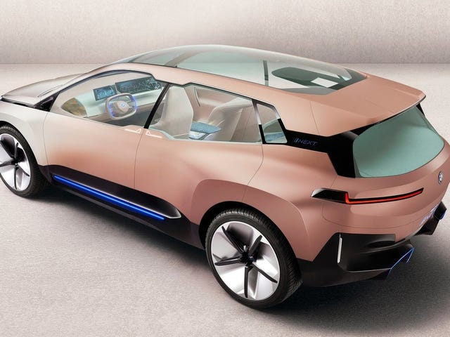 Here's How BMW is Going Electric