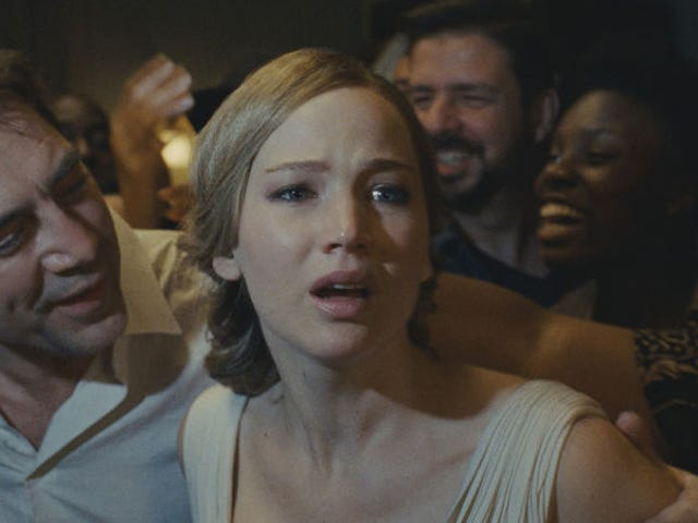 <i>Mother!</i> earns a rare, semi-coveted F from CinemaScore<em></em>