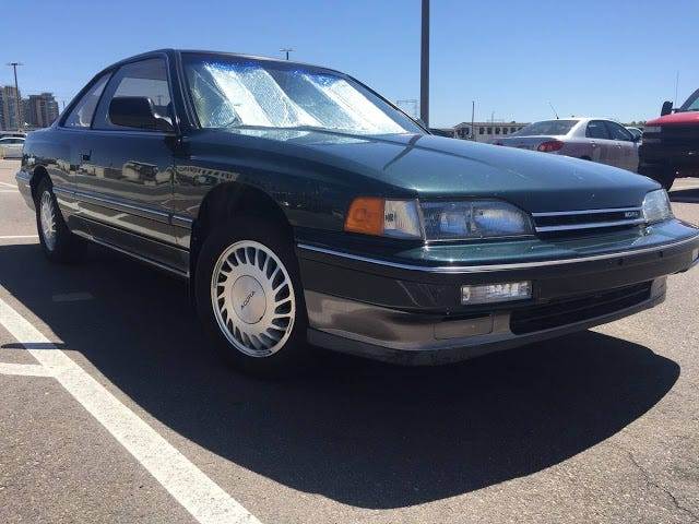 Is This 5-speed Acura Legend The Nicest Example For Sale?