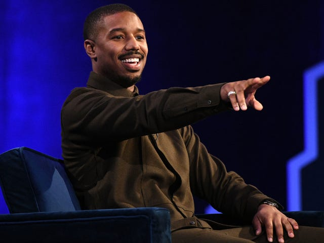 Michael B. Jordan is turning new fantasy epic Black Leopard, Red Wolf into a movie