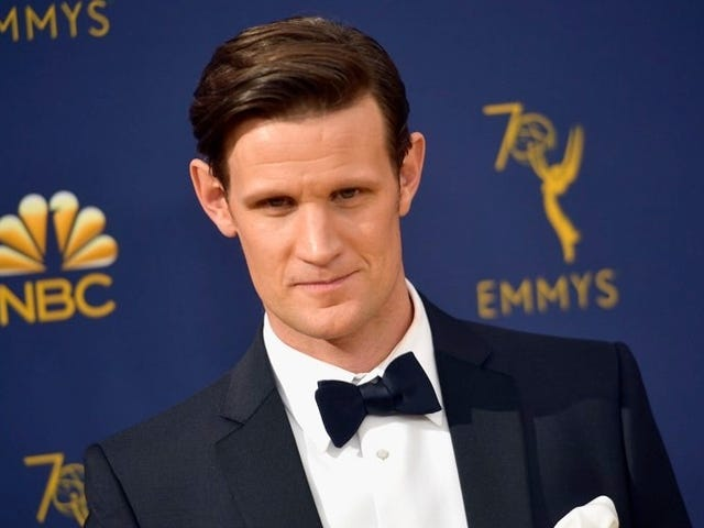 Matt Smith Is Likely Joining Jared Leto's Morbius Movie