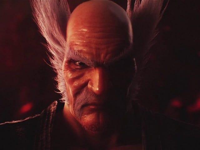 Evo 2019 -vitsi oli faneille ajatellut käärmettä olevan Tekken 7: ssä
