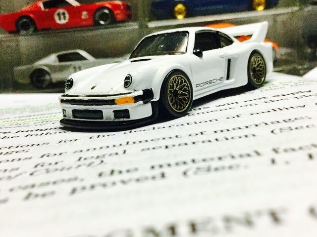 [WIP] Detailing the Porsche 934.5