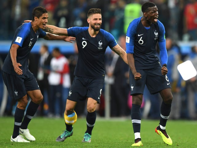 France Versus Belgium Could've Been Awesome But It Kind Of Sucked