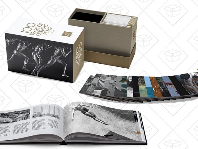 The Criterion Collection's Ridiculously Comprehensive Olympic Box Set Has Never Been Cheaper