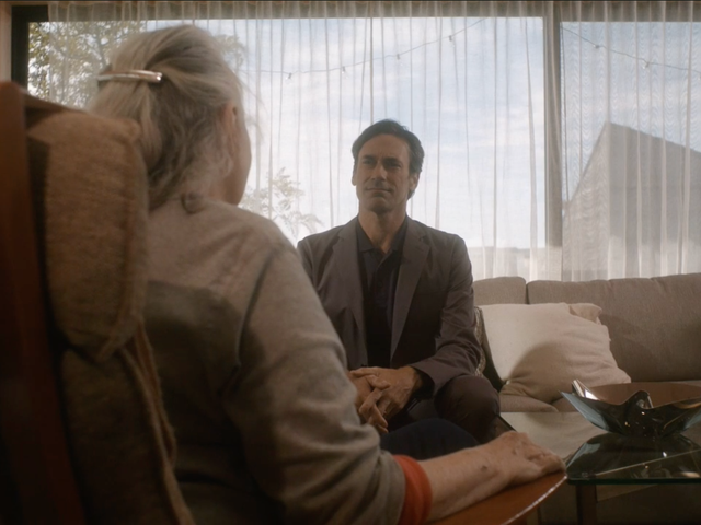 New Film Marjorie Prime Stars Jon Hamm as a Sexy Computer Program