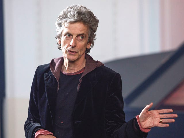 Peter Capaldi Is a Great Human and an Even Greater Doctor