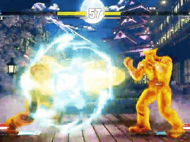 <i>Street Fighter</i> Pro fait tomber l'événement Champ At <i>Compete</i>