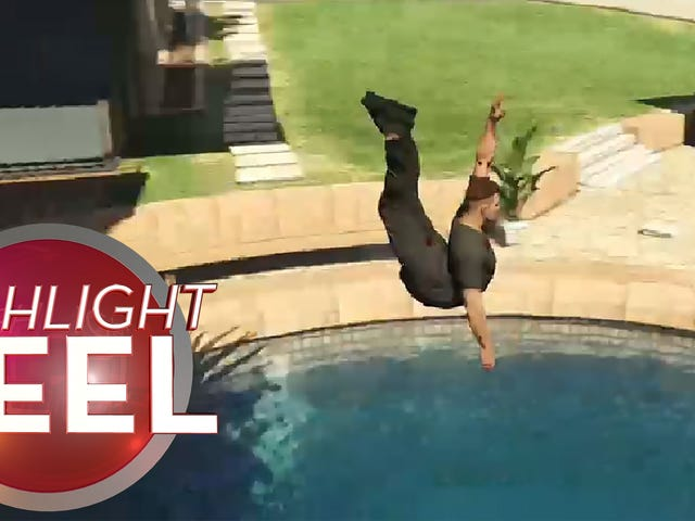 Today on Highlight Reel we have weird body physics, smoke surprises, killer shots, and much more!