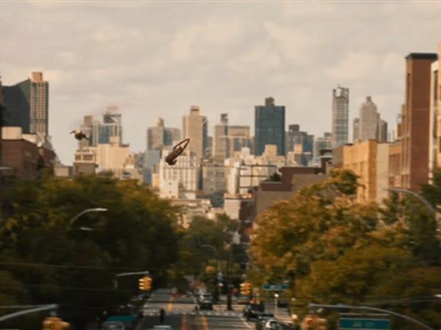 Der neueste Trailer von <i>Spiderman: Homecoming</i> , pero no débérias verlo
