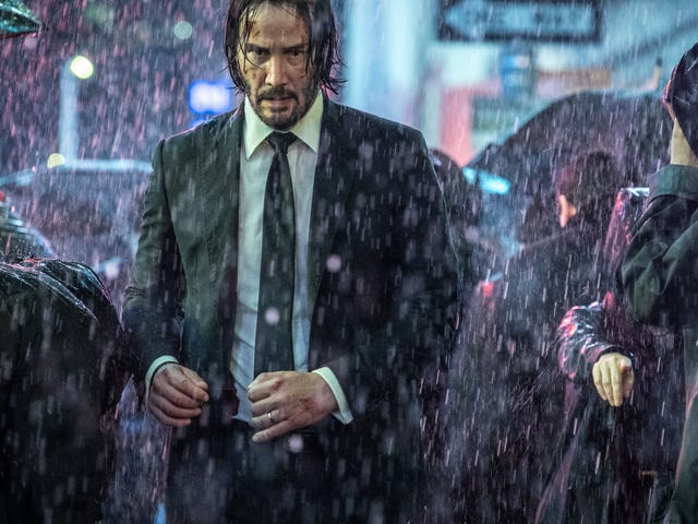 John Wick expected to defeat The Avengers this weekend, which sounds about right
