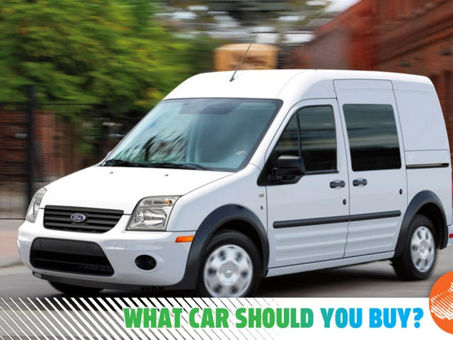 I Run A Home Remodeling Business But I Don't Want A Boring Cargo Van! What Car Should I Buy?