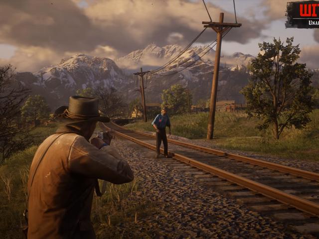 Our First Look At Red Dead Redemption 2 Gameplay