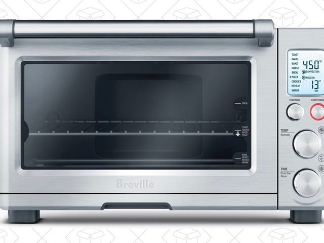 This Reader-Favorite Breville Smart Oven Is Just $205 Today