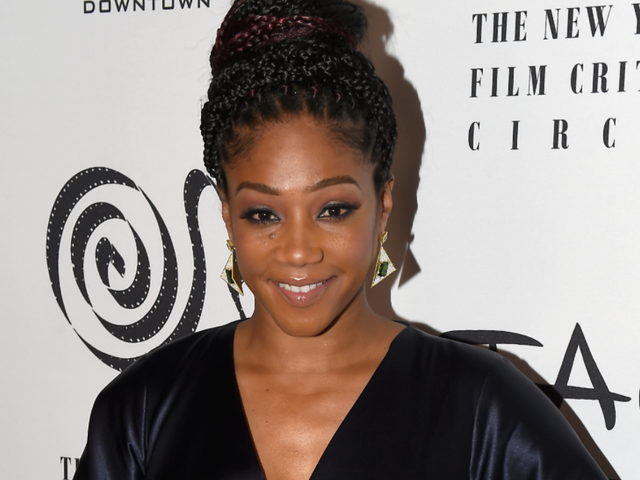 Watch: Tiffany Haddish Delivers Hilarious Acceptance Speech at the New York Film Critics Circle Awards
