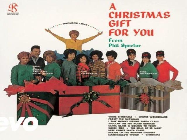 Spor: Christmas (Baby Please Come Home) |  Artist: Darlene Love |  Album: En julegave til deg