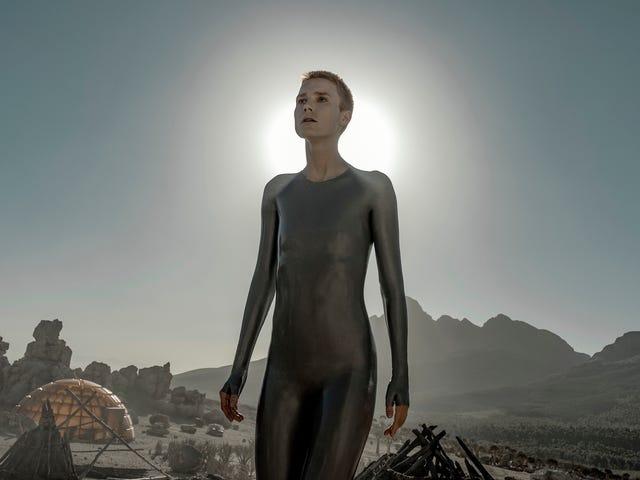 Ridley Scott's Raised By Wolves Costume Designer Breaks Down the Show's Alien Style