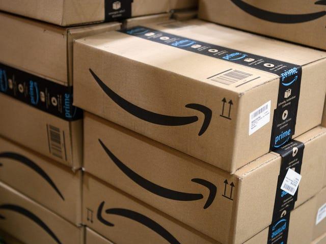 Les commandes Amazon Prime non essentielles doivent désormais faire face à des retards de livraison pouvant aller jusqu'à un mois
