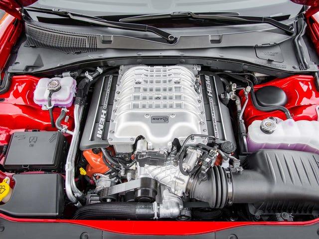 Posta Newish Motorer som verkligen ser bra ut