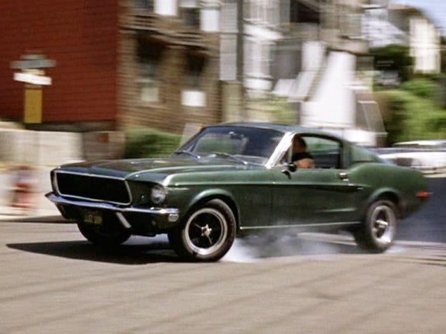 Lekte The Rock gewoon per ongeluk Ford&#39;s New <em>Bullitt</em> Mustang?